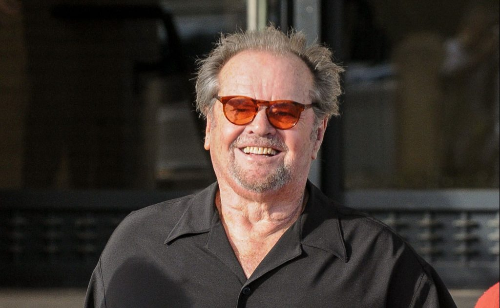 Jack Nicholson ends acting hiatus with Once Upon a Time in ...